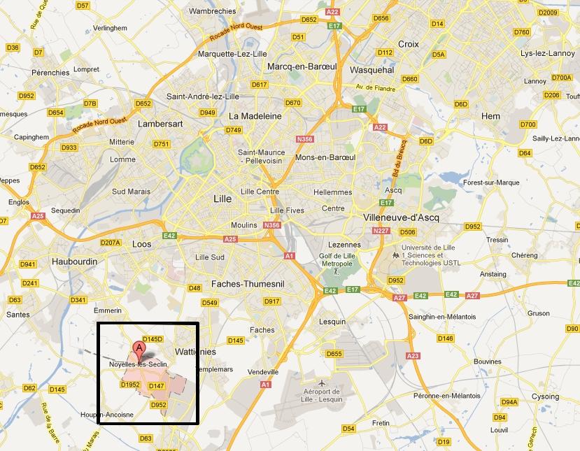 NLS Localisation